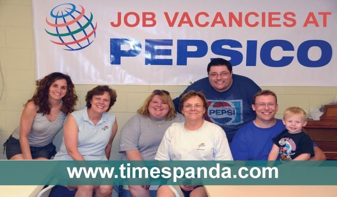 MANY JOB VACANCIES AT #PEPSICO  ( #PEPSICOJOBS)