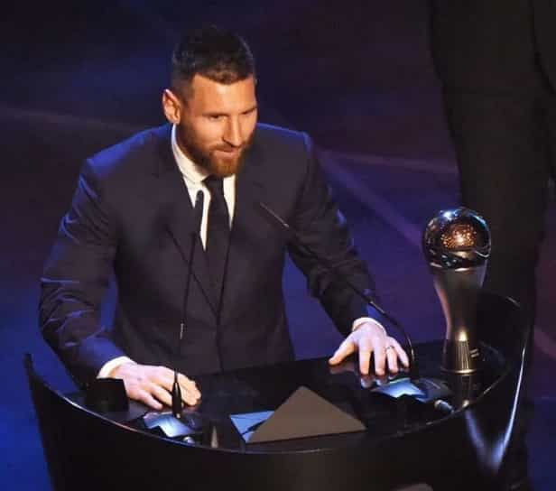 FIFA accused of rigging votes to help Lionel Messi beat Mohamed Salah in Best Awards