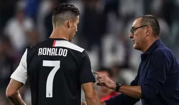 Maurizio Sarri explains how Cristiano Ronaldo will fit into new Juventus system