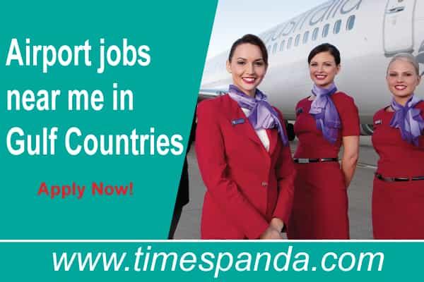 Airport Jobs Near Me