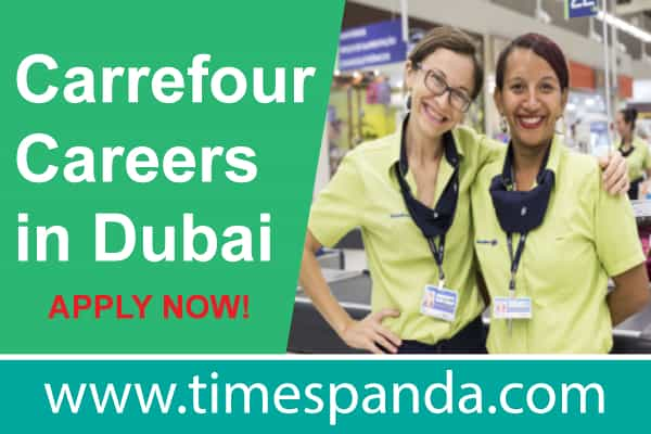 Carrefour Careers in Dubai