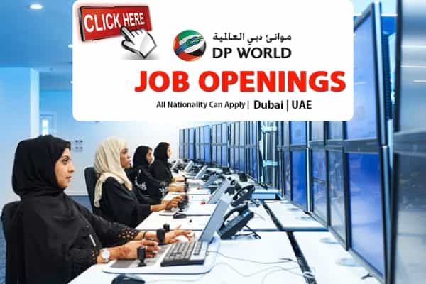 DP World Jobs