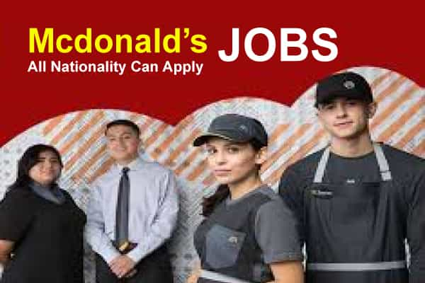 Mcdonalds Careers Jobs