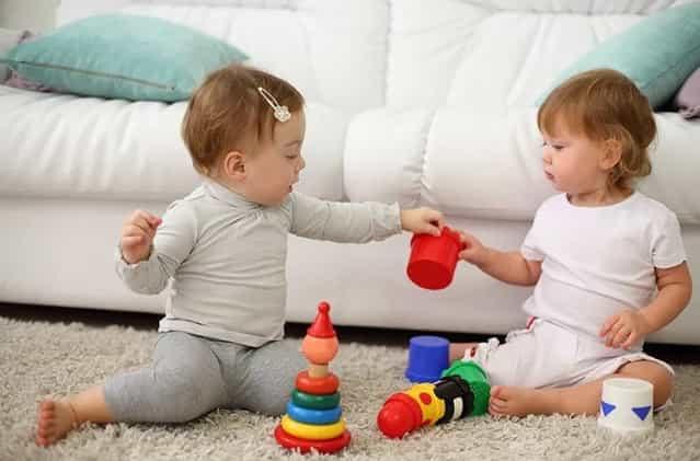 Do Toys affect child Development?