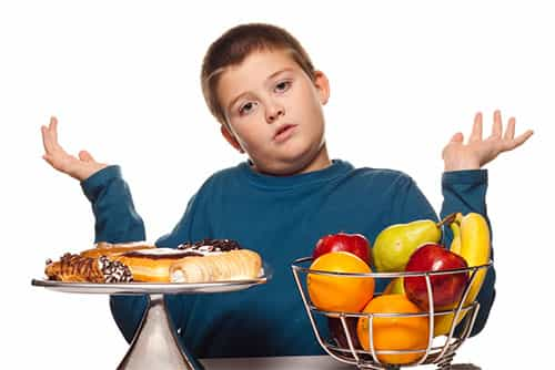 How can you help your Child to Lose Weight