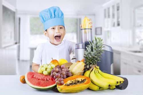 Essential Nutrients and Minerals for Children Growth