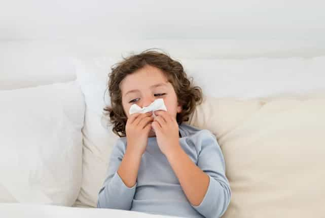 How can I boost my child's immune system?