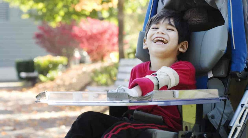 Cerebral Palsy CP is a Neurological Disorder Children Diseases