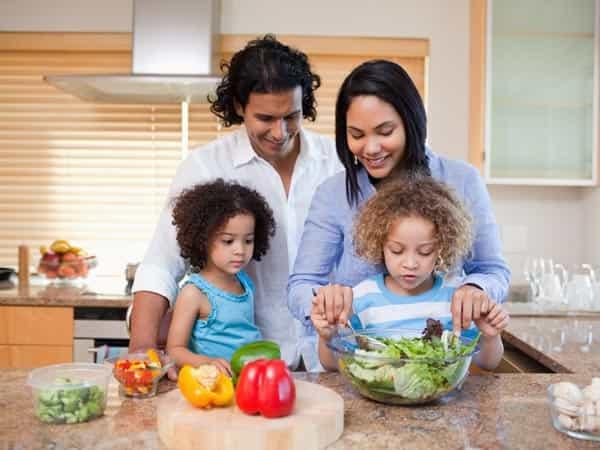 Encourage Children to Eat Nutritious Diet