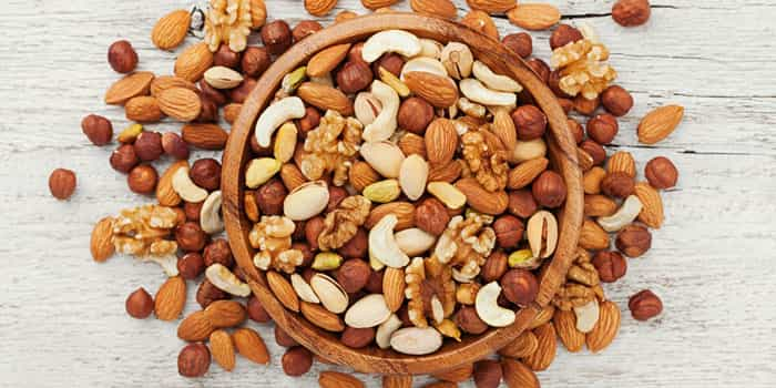 3 Dry Fruits Increases Sperm Count in Male