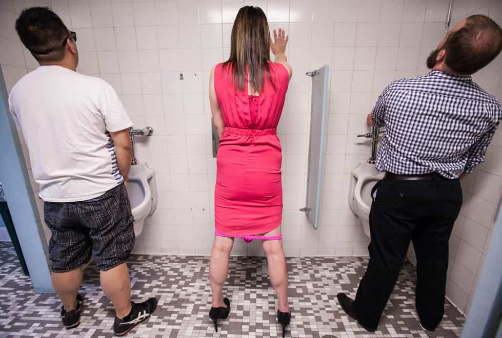 How Should Men Pee Sit or Stand