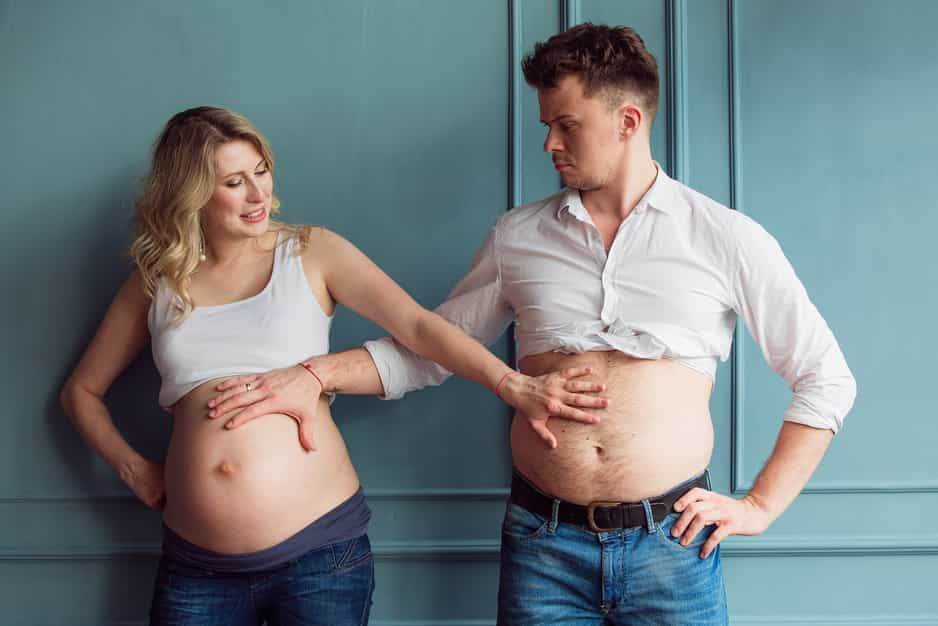 Pregnancy Symptoms in Men Real Heres all you need to Know About Couvade Syndrome
