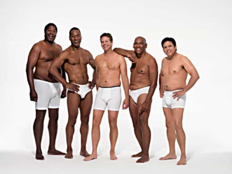 Which type of underwear is best for sperm count?