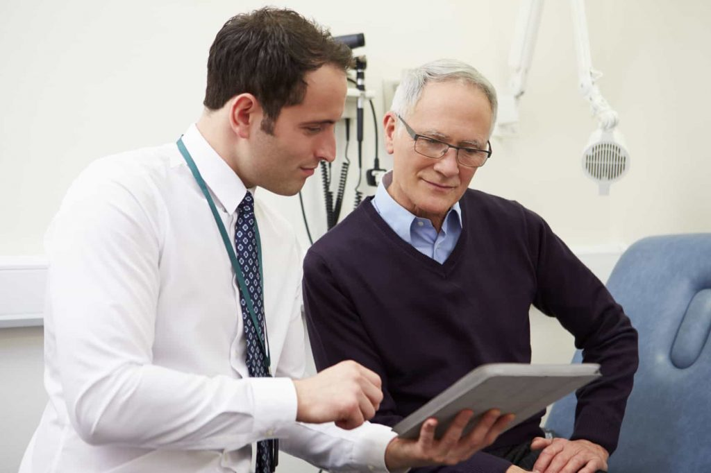 PCA Test for Prostate Cancer and Symptoms