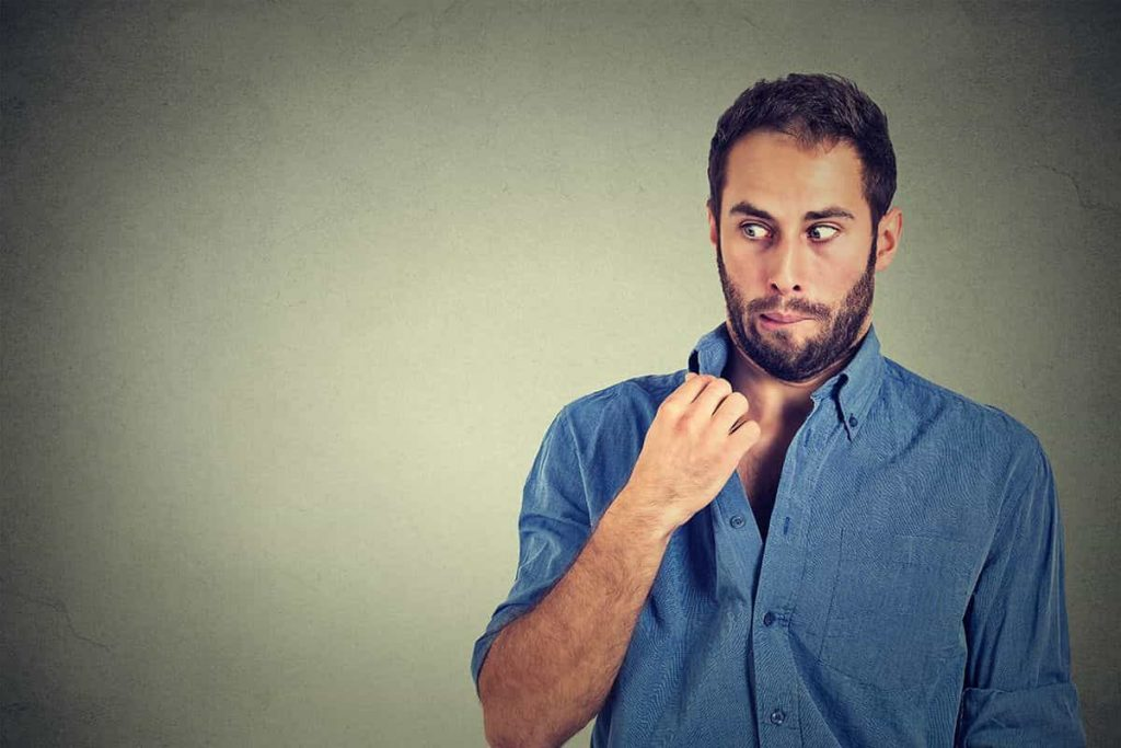 5 Male Body Problems that are Embarrassing