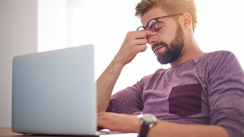 Stress is Common in Mens Try these Tips to Dealt with it
