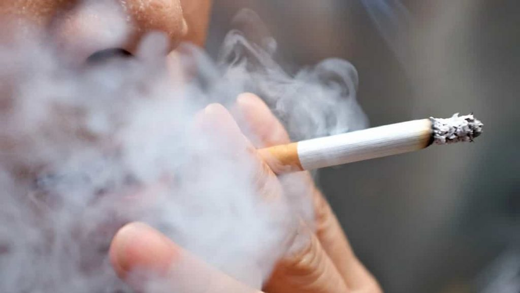 Smoking cause Chronic Obstructive Pulmonary Disease COPD