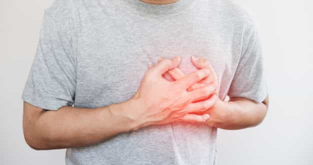 Angina Pain in Men Heart Diseases