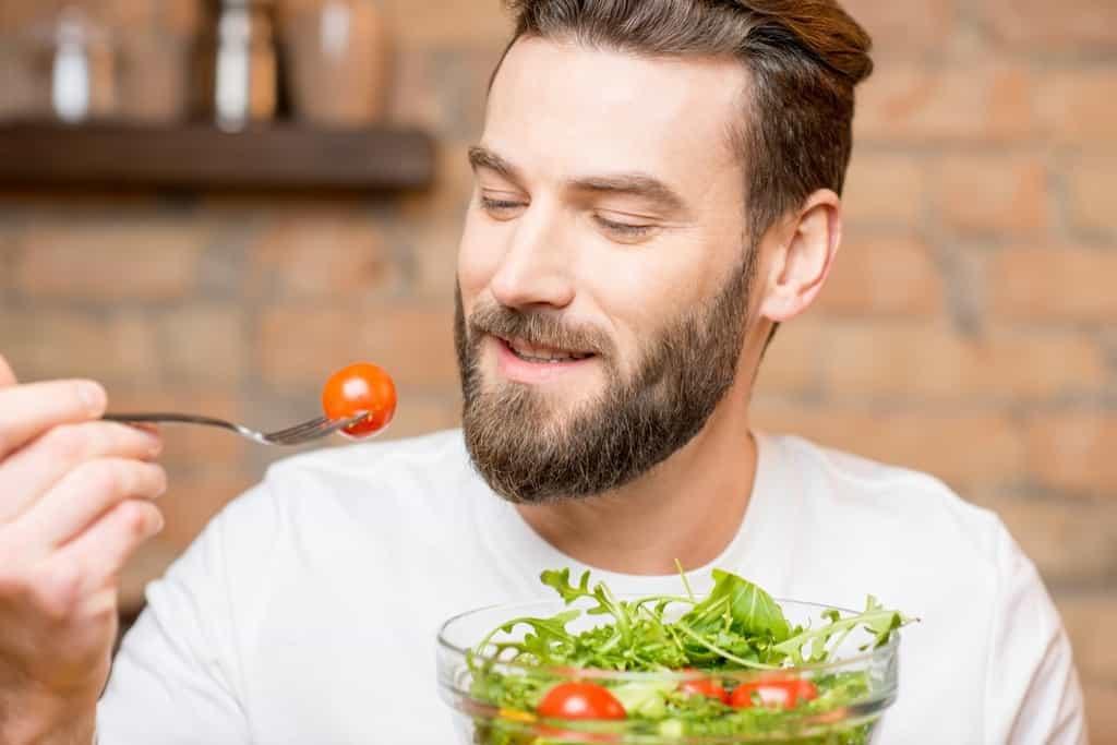 Natural Anti Aging Tips for Men