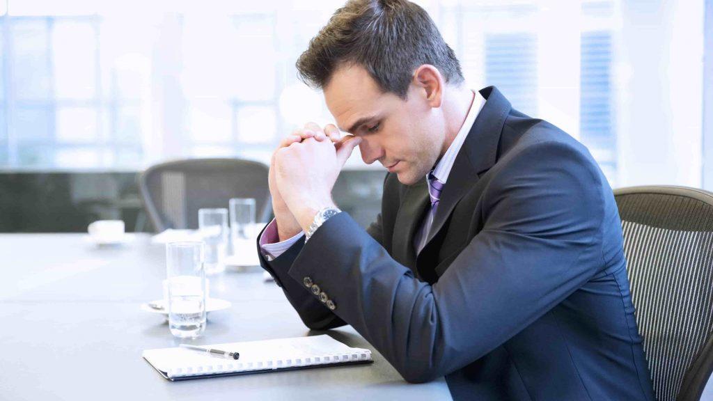 7 major causes of stress in men