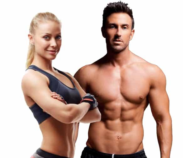 Muscle skinny build 5 Best